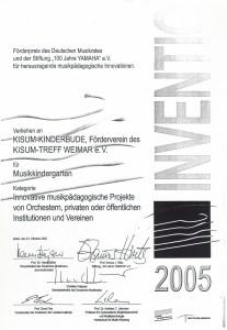 Inventio 2005