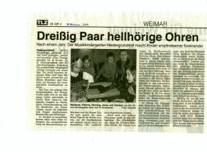 Presseartikel Februar 2004